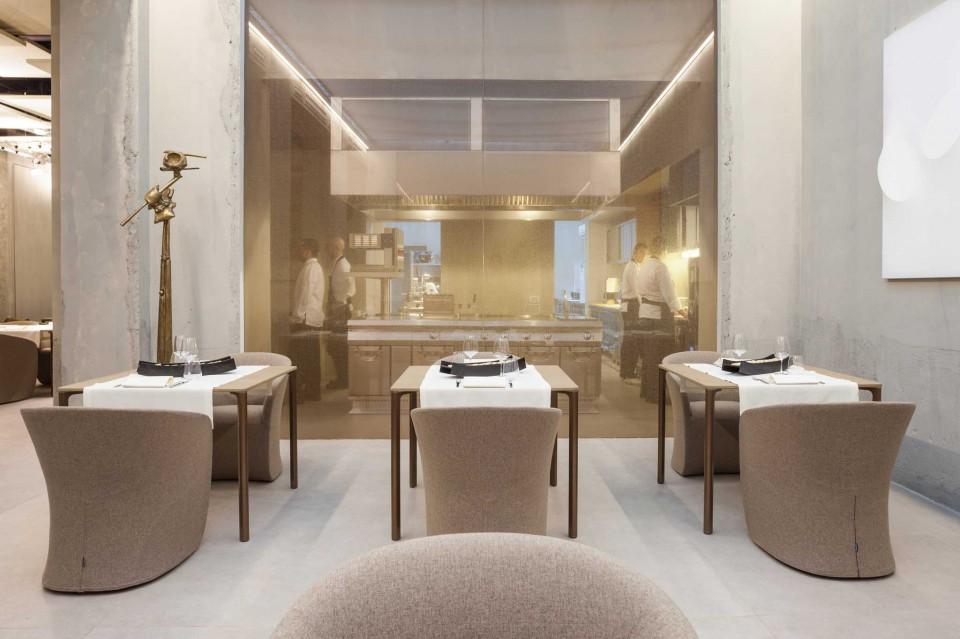 Larte Milano cucina e sala