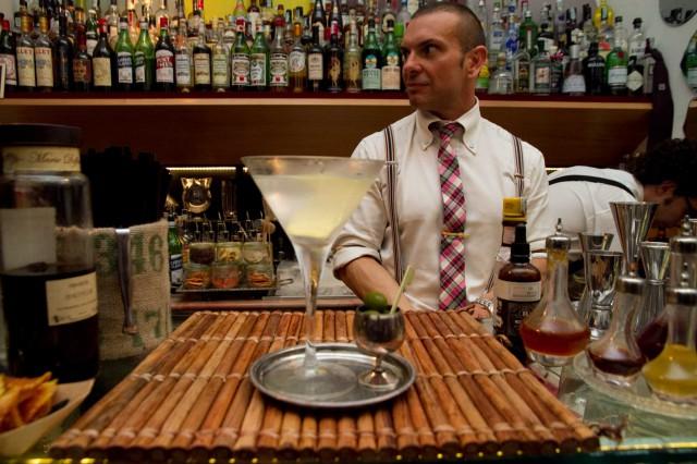 Martini coktail Matteo Zed