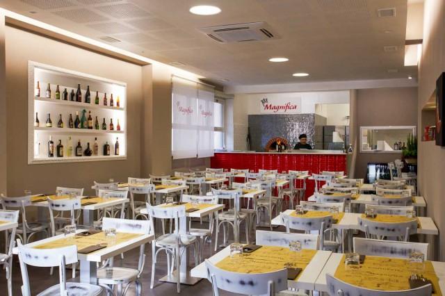 Pizzeria Magnifica nuova apertura a Roma