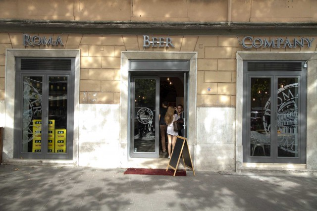 Roma Beer Company 06