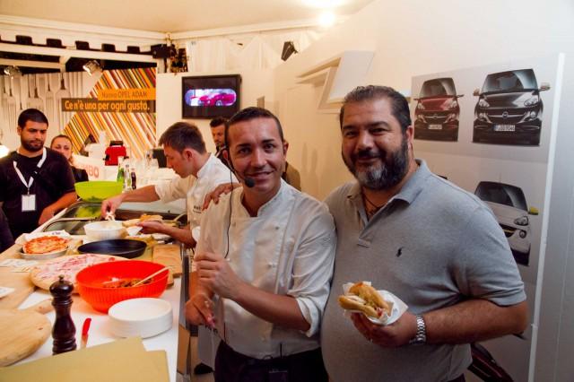 Sorbillo e Roberto Battaglia