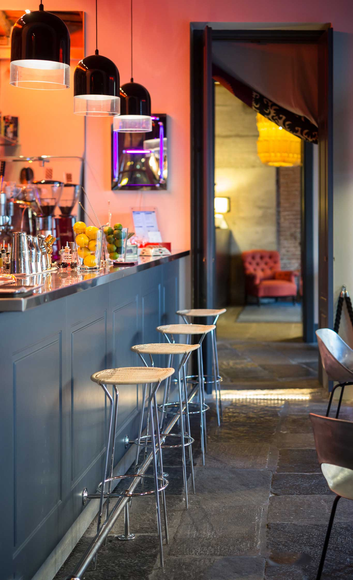 Piastrelle finta pietra for Ikea bancone bar