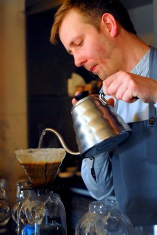 caffè al Noma preparazione 02