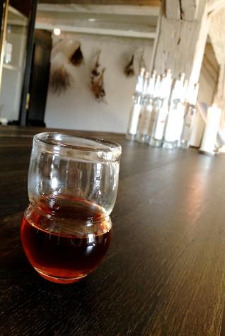 caffè al Noma preparazione 05