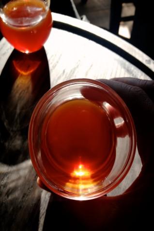 caffè al Noma preparazione 06