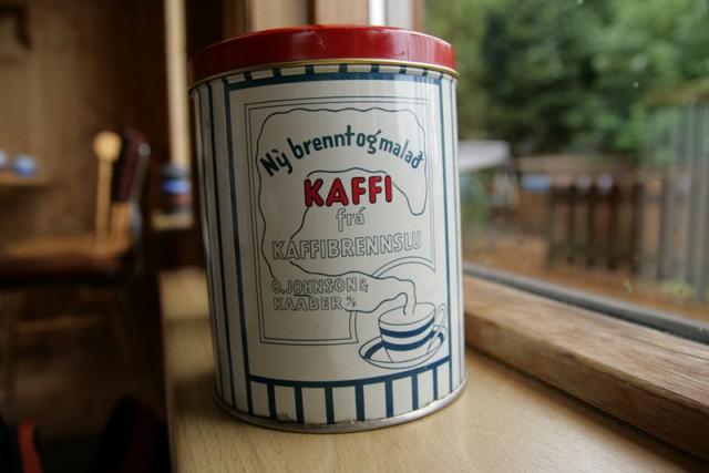caffè in islanda