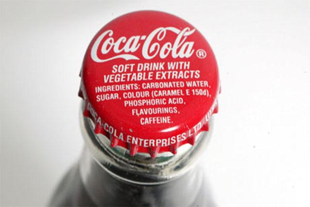 coca cola tappo
