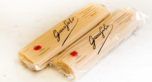 confezione vermicelli garofalo