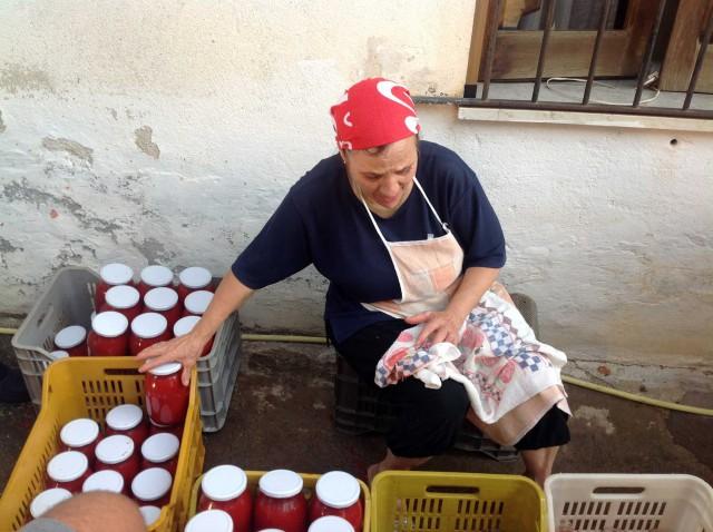 conserva di pomodoro pronta