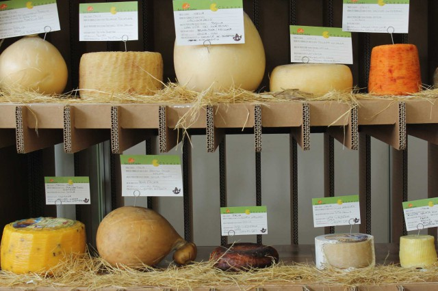 formaggio dell'arca