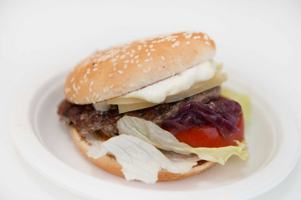 hamburger di Andrea Fusco