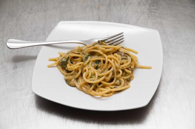 pasta e zucchine di Alfonso Caputo