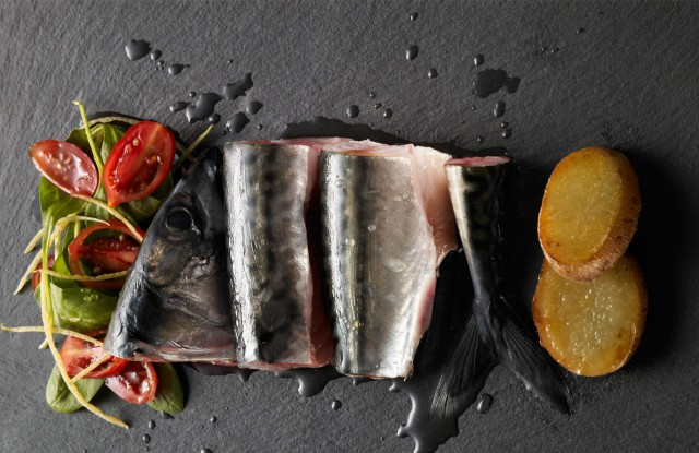 Bjork Swedish Brasserie pesce