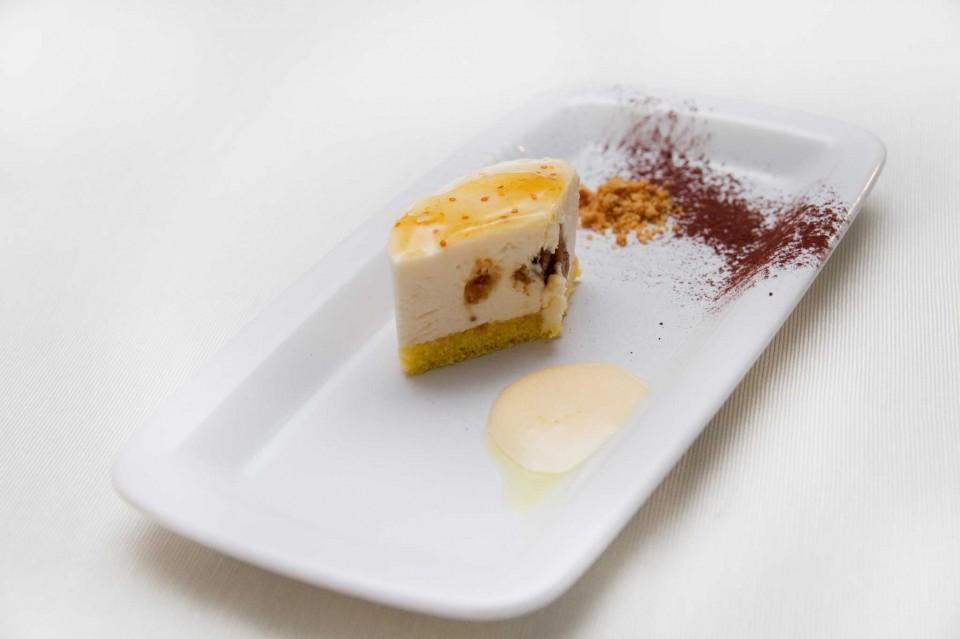 Cheesecake cilentano