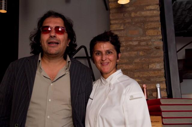 Cristina Bowerman e Paolo Trimani