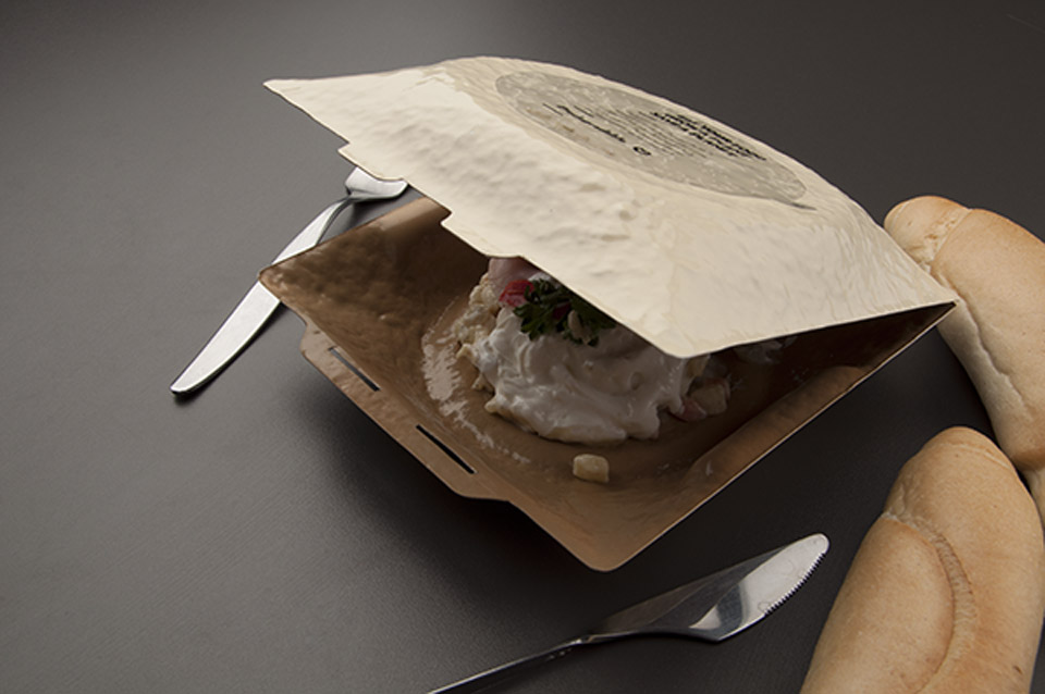 Disposable food bowl 02