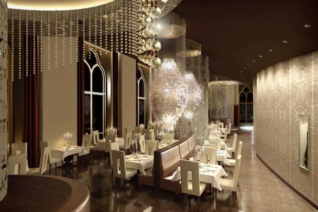 Etoiles ristorante Emirates Palace