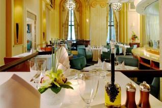 Mezzaluna ristorante italiano Emirates Palace