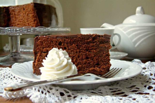 Sacher torte Paola Lazzari