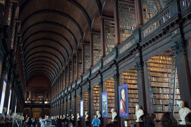 Trinity College galleria