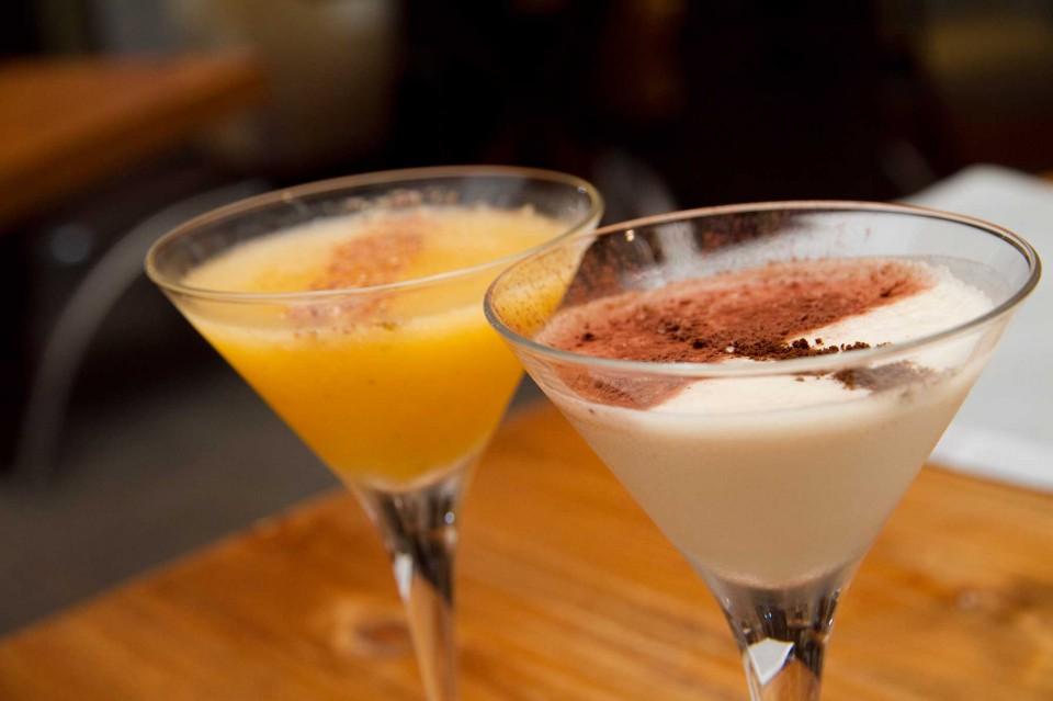 cocktail il Santo Graal