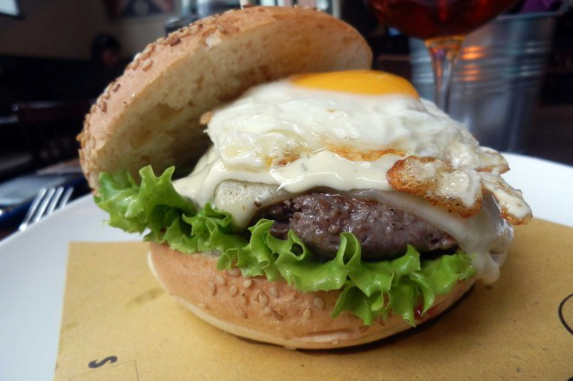 hamburger Baladin Milano