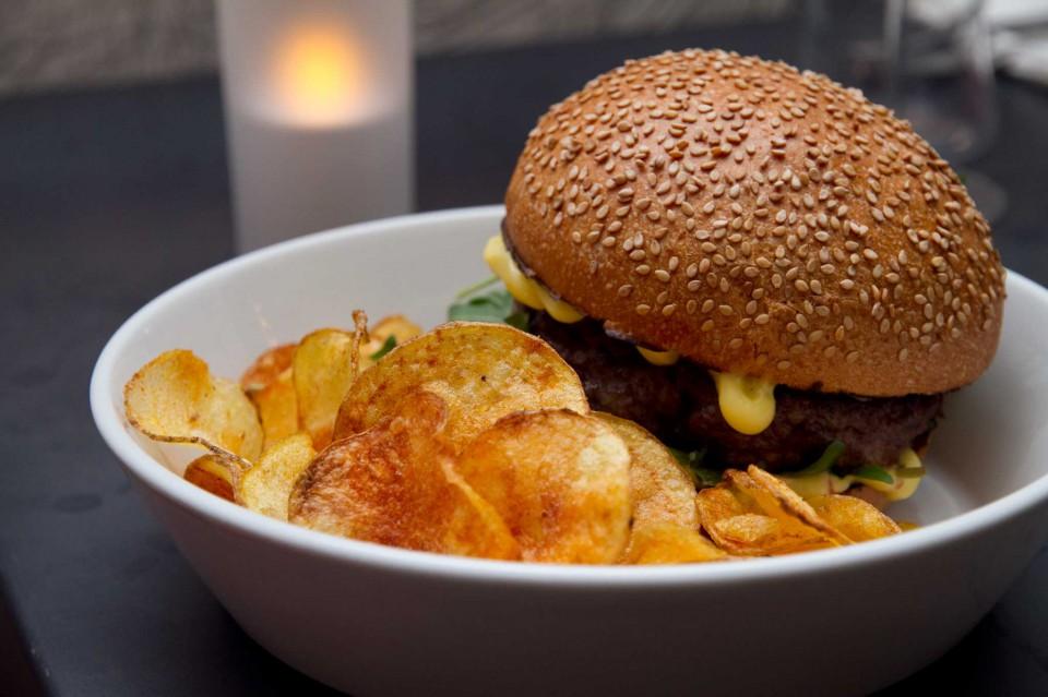 hamburger Berton Pisacco Milano