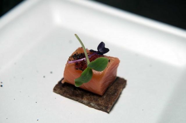 lingotto di salmone affumicato