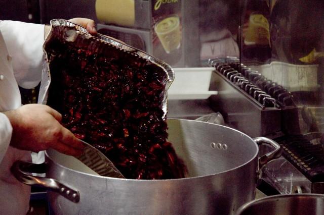 peperoni cruschi cottura