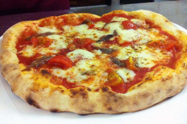 pizza l'amalfitana