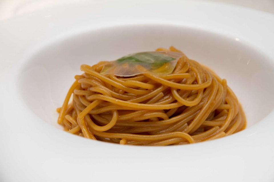 spaghetto al pomodoro 2013