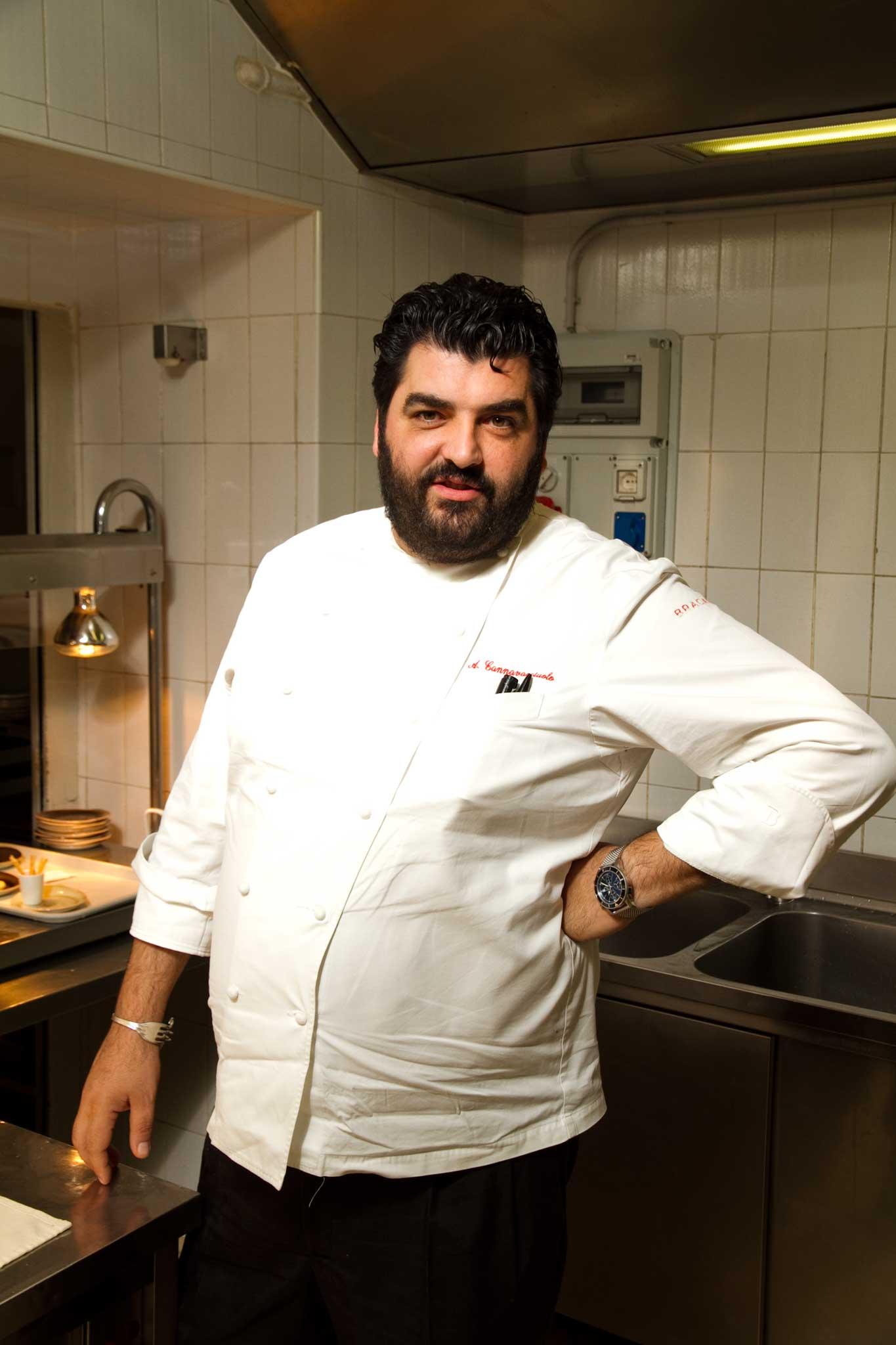 Villa crespi di antonino cannavacciuolo un ristorante da - Libro cucina cannavacciuolo ...
