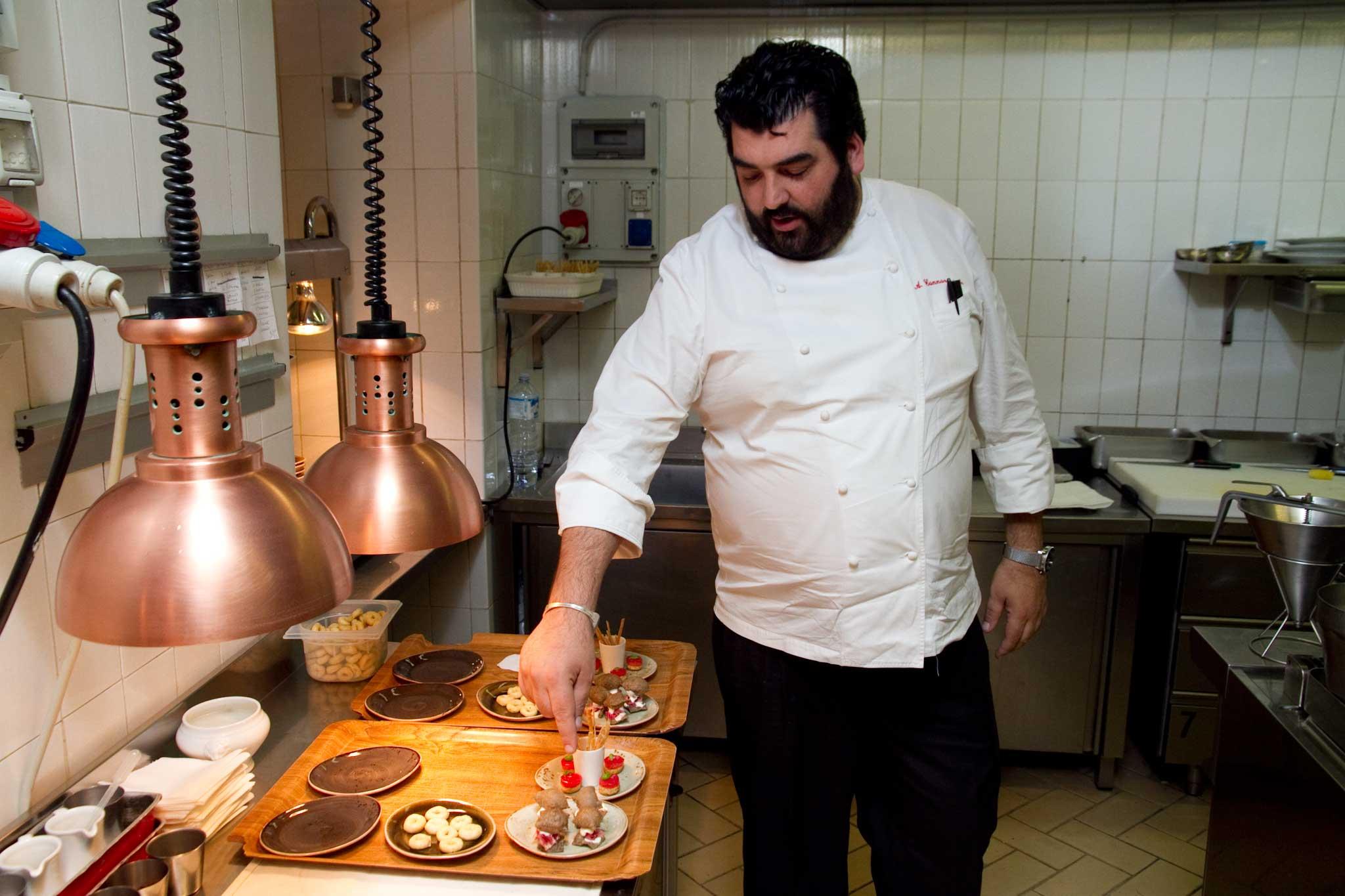 Cucine da incubo a maggio la seconda stagione con cannavacciuolo - Cucine di seconda mano ...