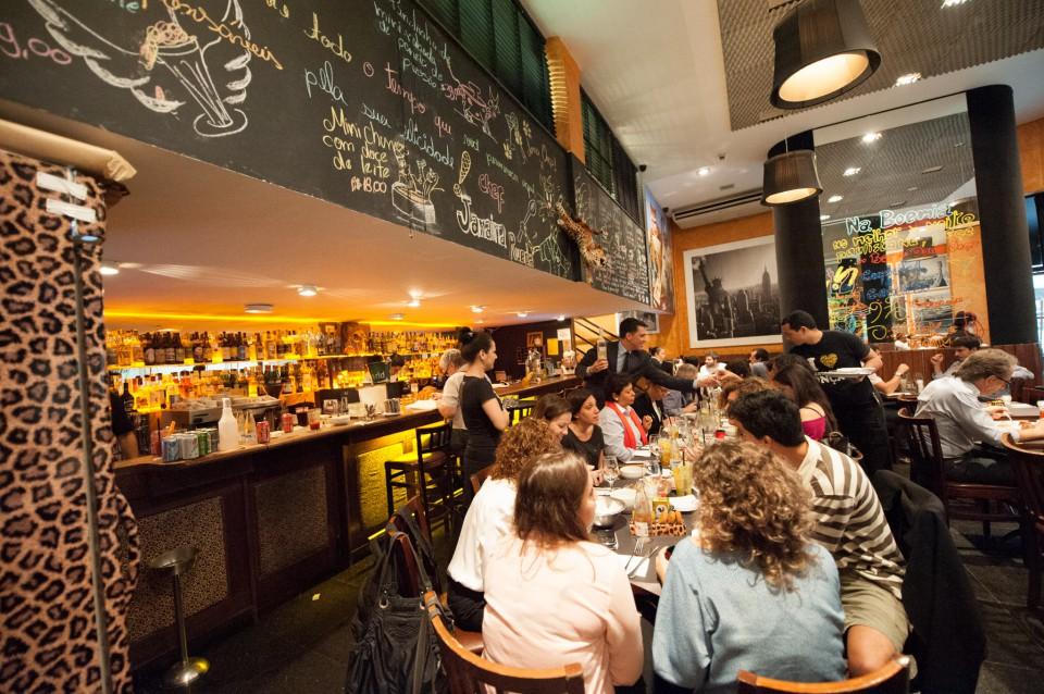 Bar Da Dona Onca San Paolo