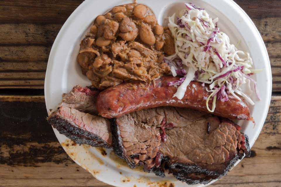 Franklin Barbecue Austin Texas