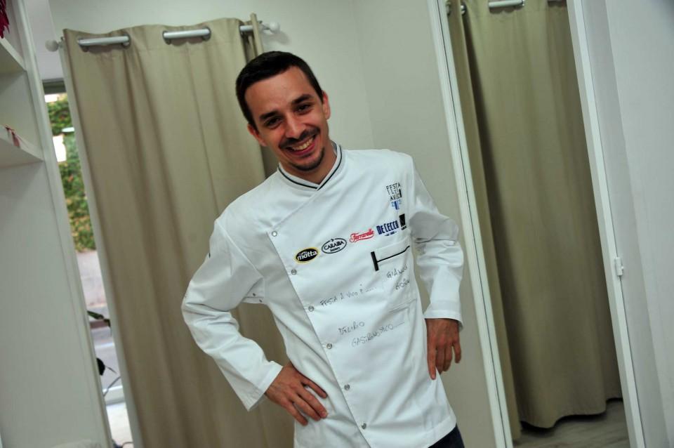 Gianluca Gorini festa a vico 2013