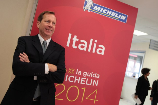 Michelin 2014 Michael Ellis