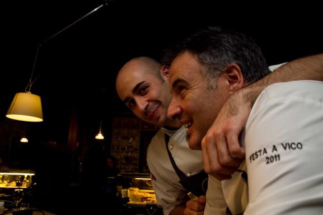 Mirko Marcello e Dino de Bellis
