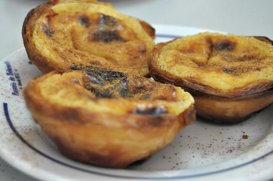 Paste alla crema, Pasteis de Belem Lisbona.jpg