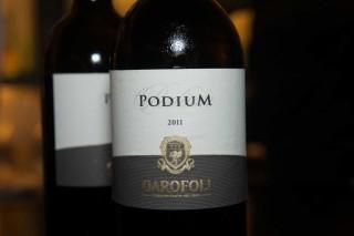 Podium Garofoli 2011
