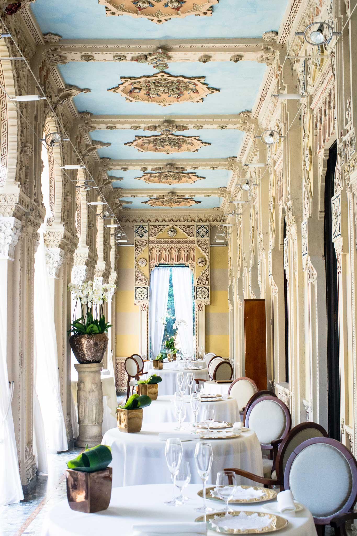 Ristorante Villa Crespi Roma