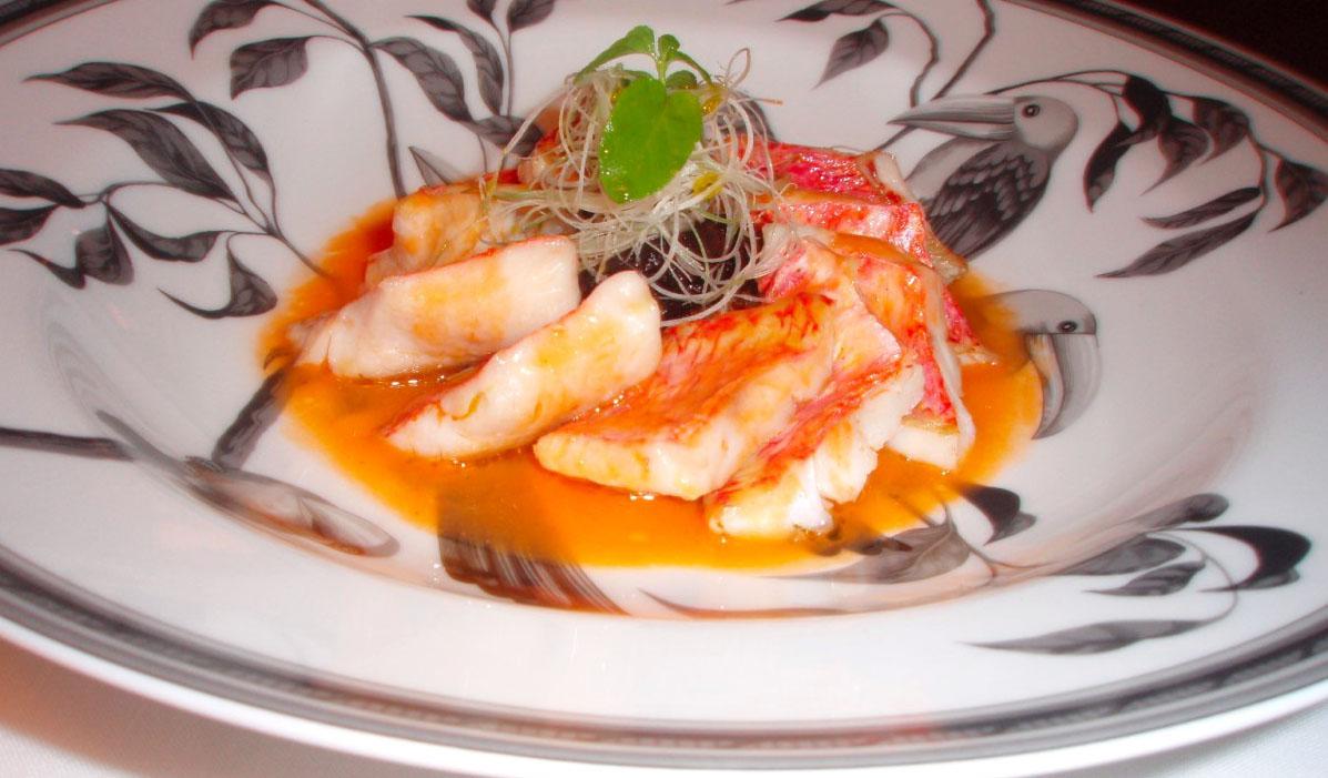 ristorante di pesce roma centro