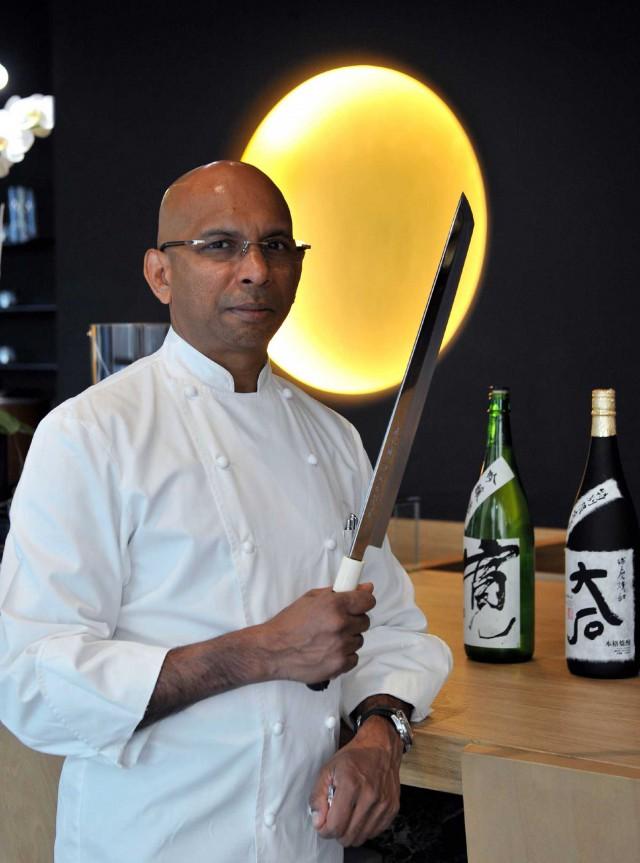Wiky Priyan chef
