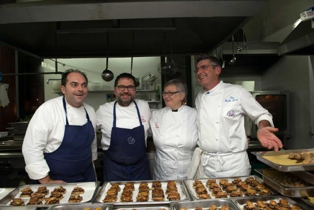 chef Rotondo Sabatelli Cicorella Savino