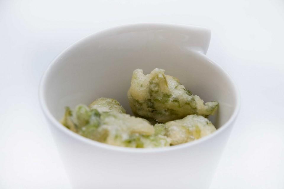 fritto di alghe