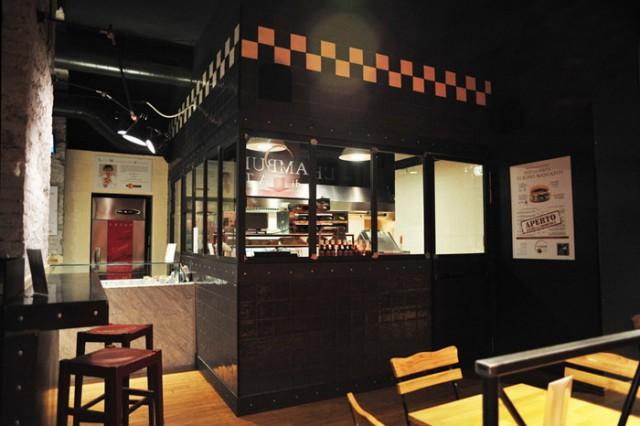 hamburgheria Eataly