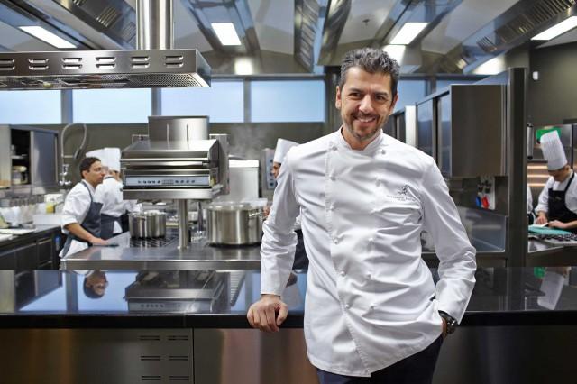 Berton in cucina