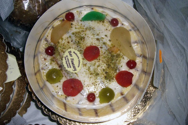 Cassata siciliana di Vigata