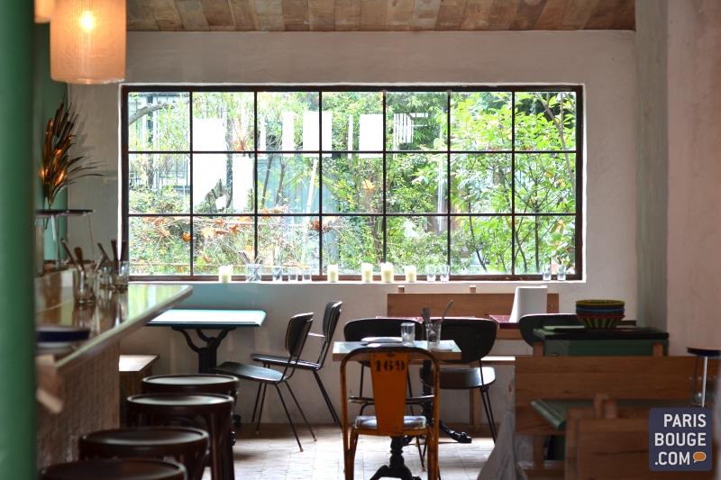 Restaurant Septime Paris E