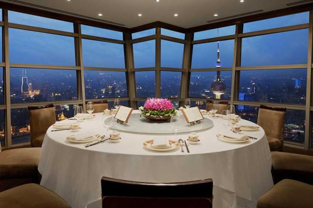 Club Jin Mao, Shanghai